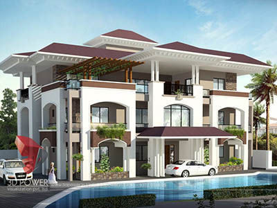 3d-designing-services-bungalow-day-view