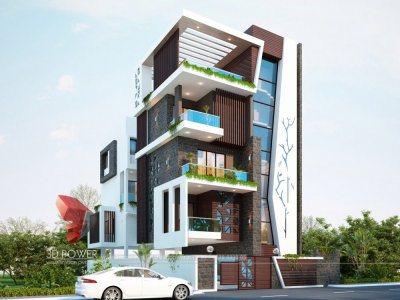 3d-exterior-rendering-bungalow-day-view-in-hyderabad