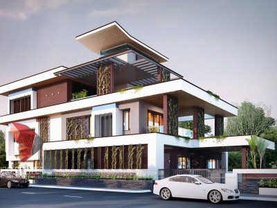 3d-modeling-&-rendering-services-bungalow-eye-level-view-in-pune