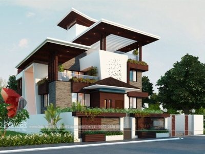 3d-modeling-and-rendering-bungalow-elevations-3d-animation-rendering-bungalow-day-view-in-hyderabad