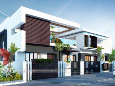 Good-exterior-design-rendering-in-hyderabad-bungalow-3d-exterior-rendering-bungalow