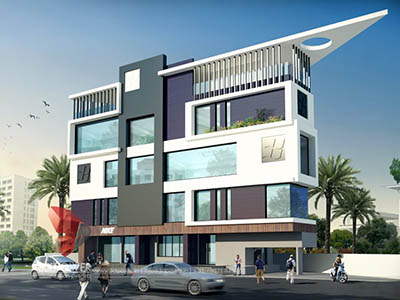 best-architectural-rendering-services-bungalow-eye-level-view