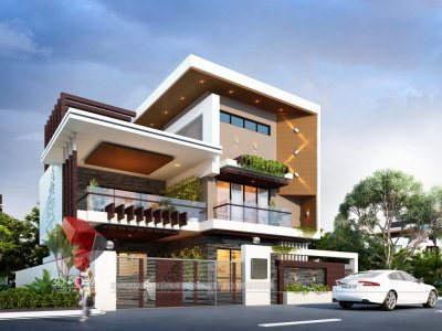 modern-bungalow-elevation-hyderabad-location-top-architectural-rendering-services-bungalow-eye-level-view