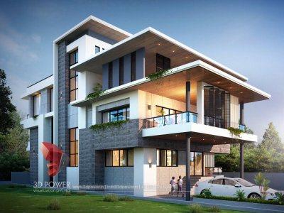 rendering-services-in-pune-3d-animation-studio-bungalow-evening-view-top-3d-walkthrough-rendering