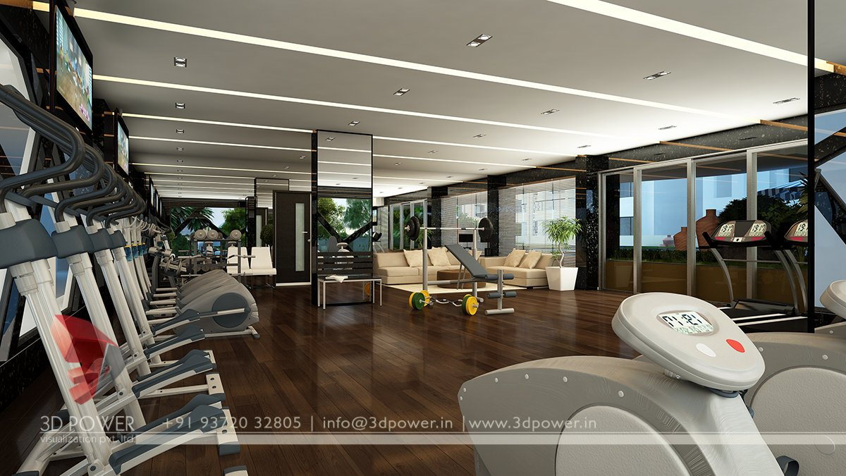 3d interior design jobs mumbai home design for Gym design software