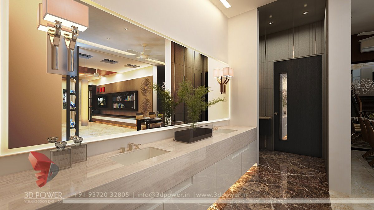 interiors pune 3d power