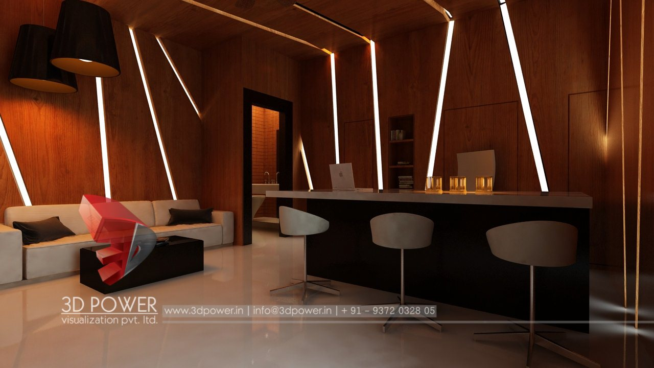 Interior visualization kolhapur 3d power for Interior designs for hotels