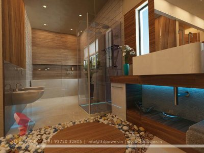3D Rendering Interior Modelings