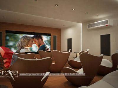 Interior Home Theater