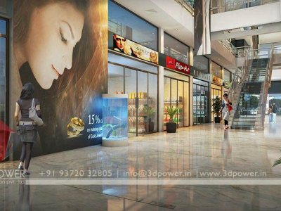 Interior Mall Design