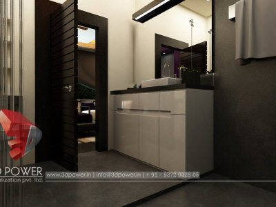 Interior Rendering Bedroom