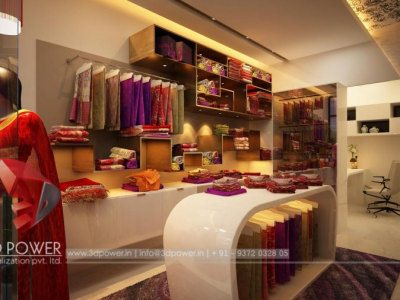 Shop Interior Visualization