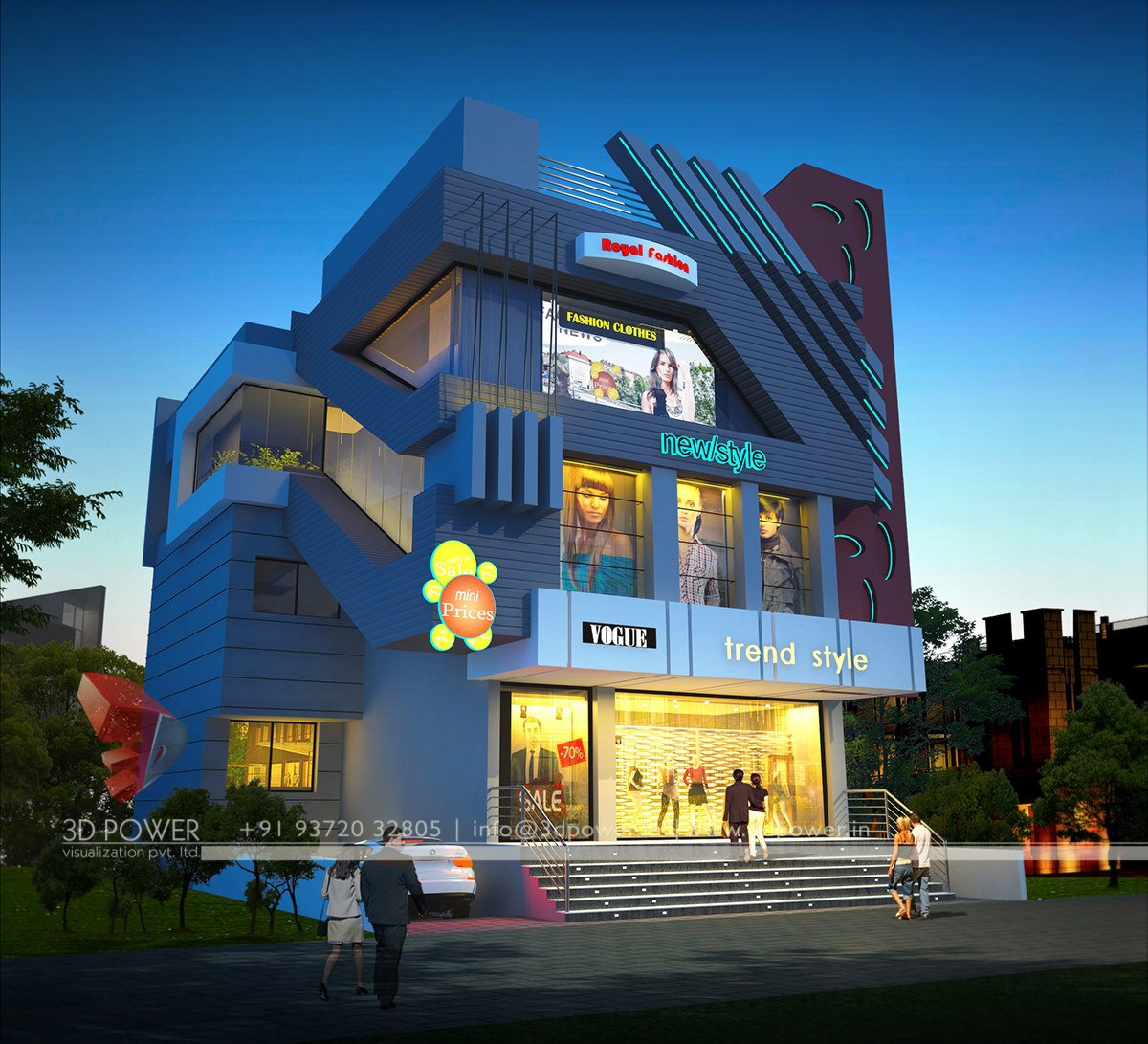 Architectural rendering company coimbatore 3d power - Home design mall ...