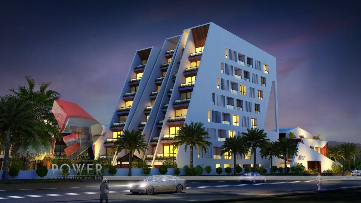 Architectural rendering company coimbatore 3d power for 3d apartment design