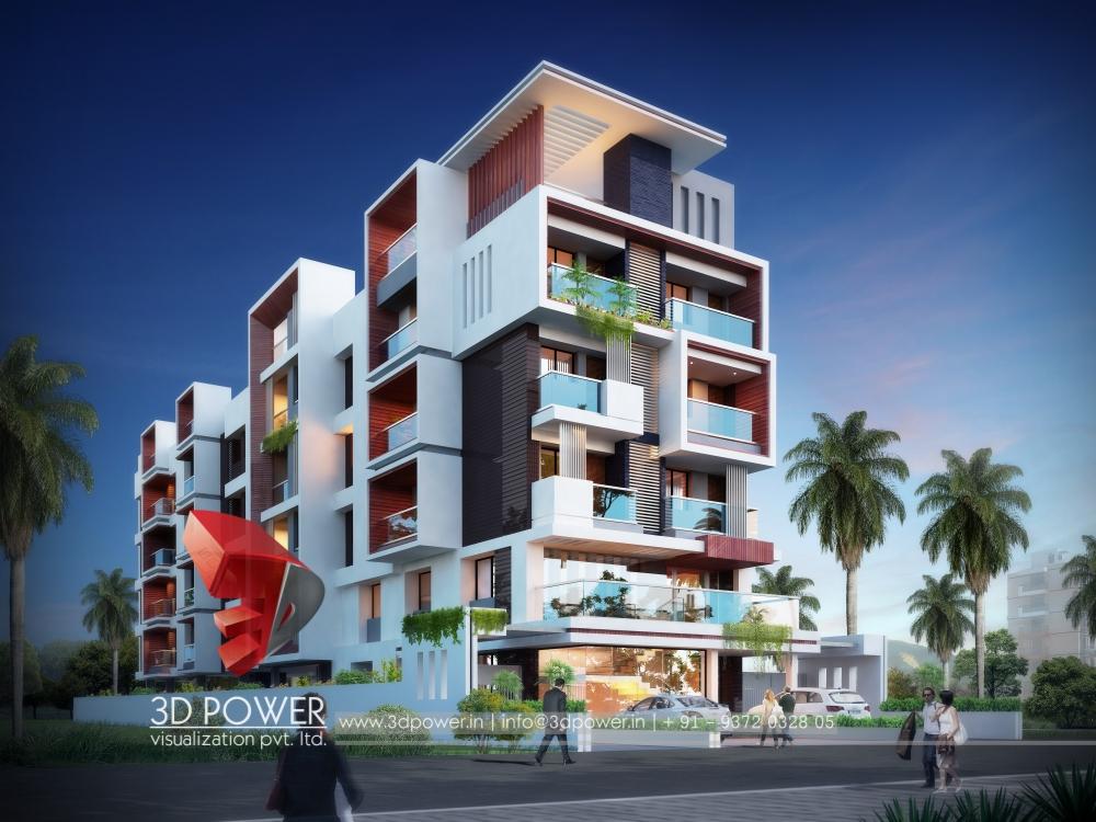 3d architectural design studio 3d power for Architectural design services
