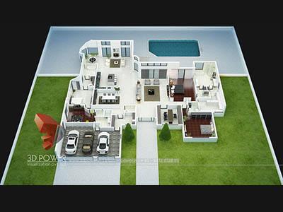bungalow-3d-floor-plan-rendering