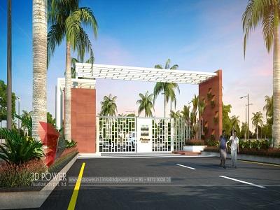 entrance-gate-3d-landscape-design-view
