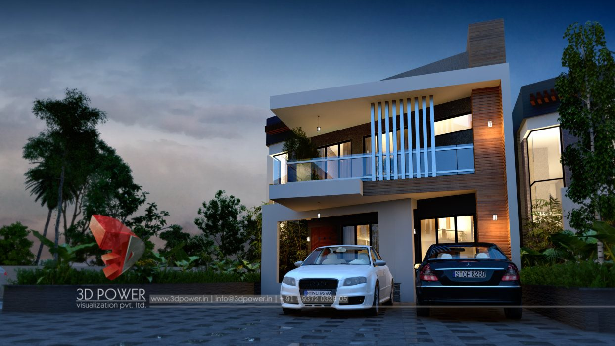 3d architectural township rendering rendering services for 3d view of house