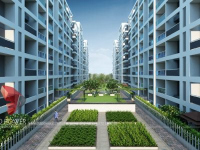 3d-architectural-rendering-services-apartment-parking-elevation