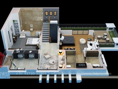 Bedroom Layout With Dimensions