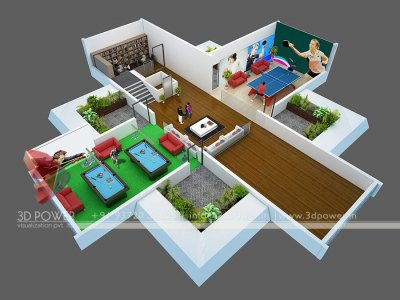 Floor Plan Design Township