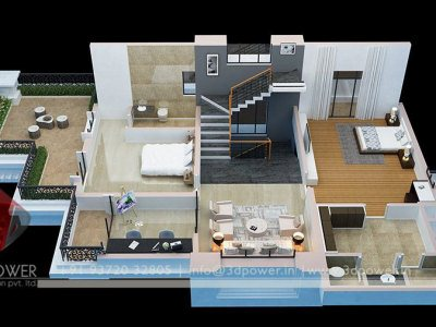 Floor Plan Township Design