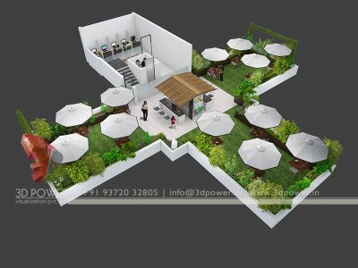Township Floor Plan Terrace Design